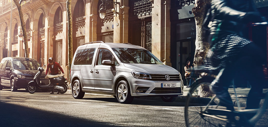 Экстерьер Volkswagen Caddy (Фото 4)