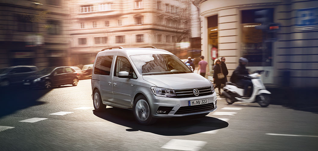 Экстерьер Volkswagen Caddy (Фото 7)