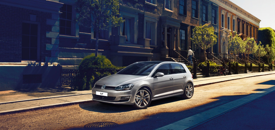 Экстерьер Volkswagen Golf (Фото 3)