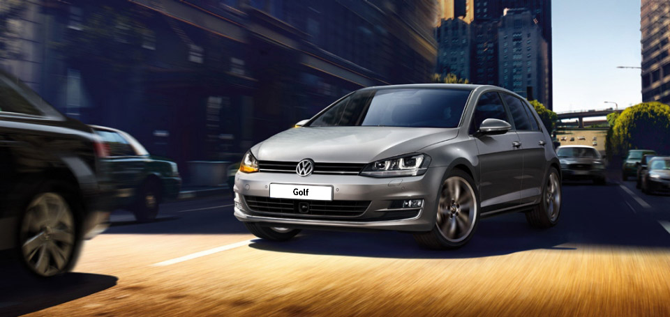 Экстерьер Volkswagen Golf (Фото 4)