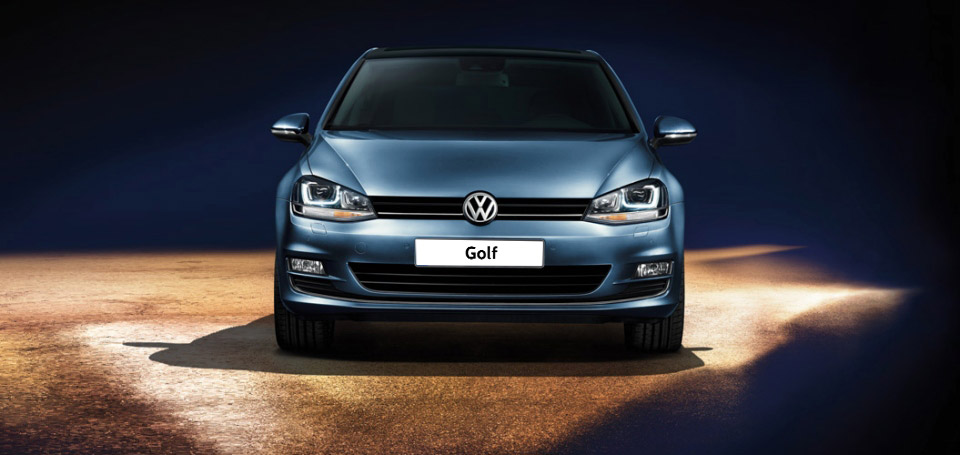 Экстерьер Volkswagen Golf (Фото 8)
