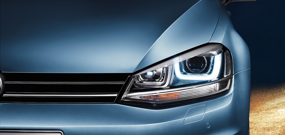 Экстерьер Volkswagen Golf (Фото 9)