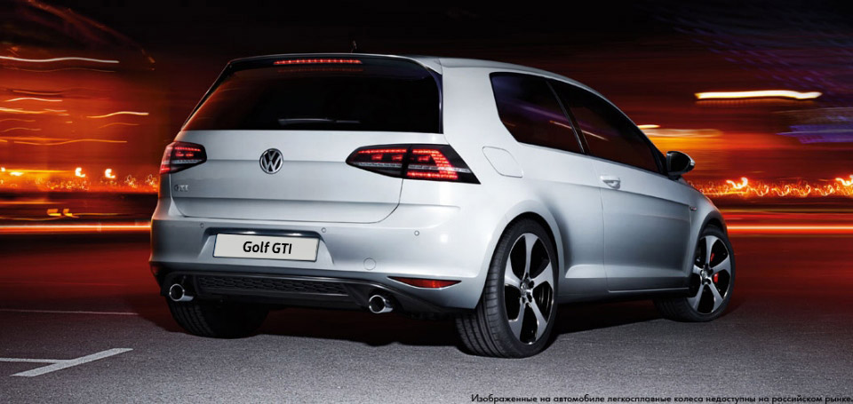 Golf GTI Volkswagen Golf (Фото 17)