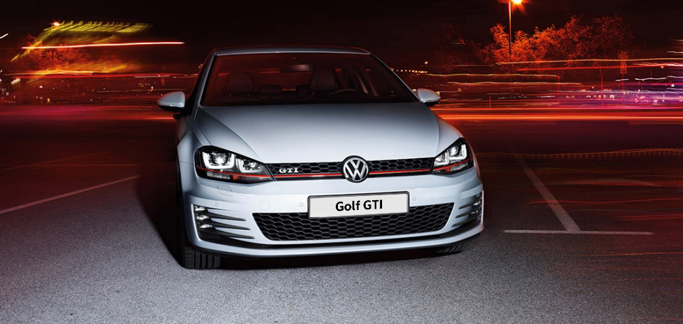 Golf GTI Volkswagen Golf (Фото 16)
