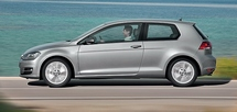 Volkswagen Golf Volkswagen Golf. Поп-идол