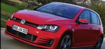 Volkswagen Golf Проба руля