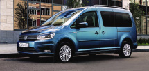 Volkswagen Caddy Maxi.