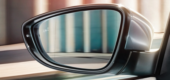 Система Blind Spot Detection Volkswagen Jetta