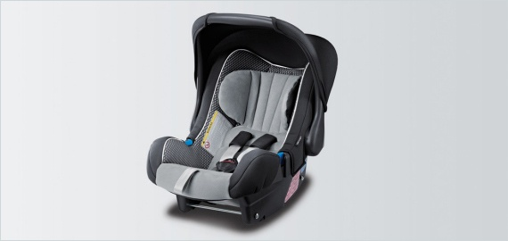 Детское сиденье G0 plus ISOFIX Volkswagen California