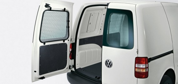 Система креплений груза Volkswagen Caddy Kombi