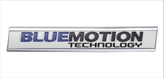 BlueMotion Technology Volkswagen Touareg