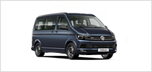 Volkswagen California Coast