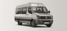 Volkswagen Crafter Автобус Crafter City Bus