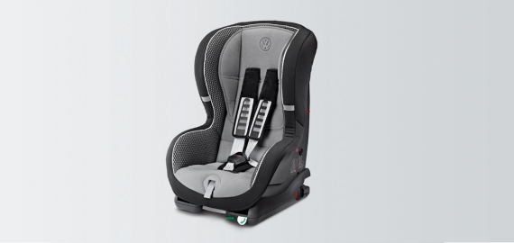 Детское сиденье G1 ISOFIX DUO plus Top Tether. Volkswagen Multivan