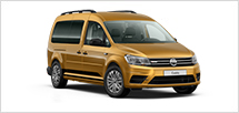 Volkswagen Caddy Family