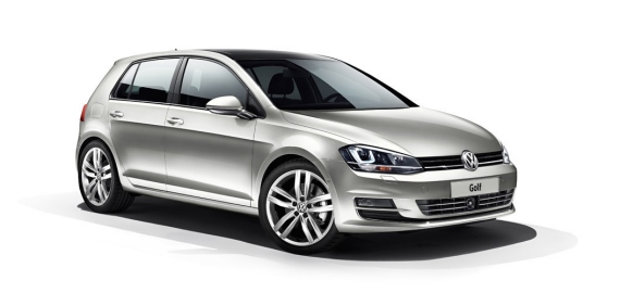 Экстерьер Volkswagen Golf