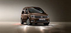 Volkswagen Caddy: Экстерьер