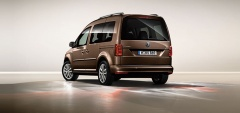 Volkswagen Caddy: Ассистенты