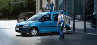 Volkswagen Caddy Kombi: Экстерьер