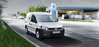 Volkswagen Caddy Kombi: Техника